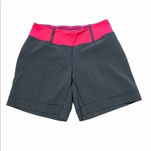Lululemon Size 4/6 Shorts Wet Dry Warm